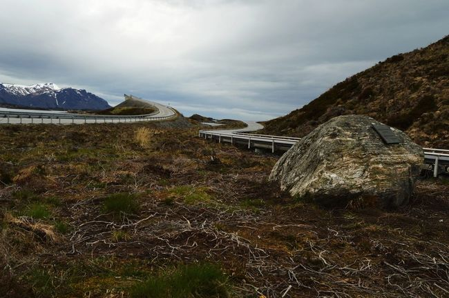 Atlanticroad Norway Road Outdoors Amazing View Artistic Nature Manmade Curves