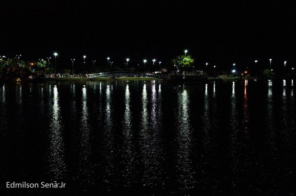 Beleza das luzes Night Illuminated First Eyeem Photo