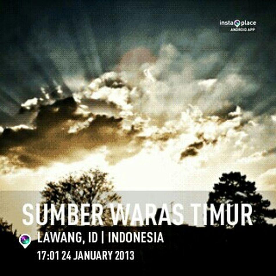 Sunset Landscape INDONESIA Hi! Malang