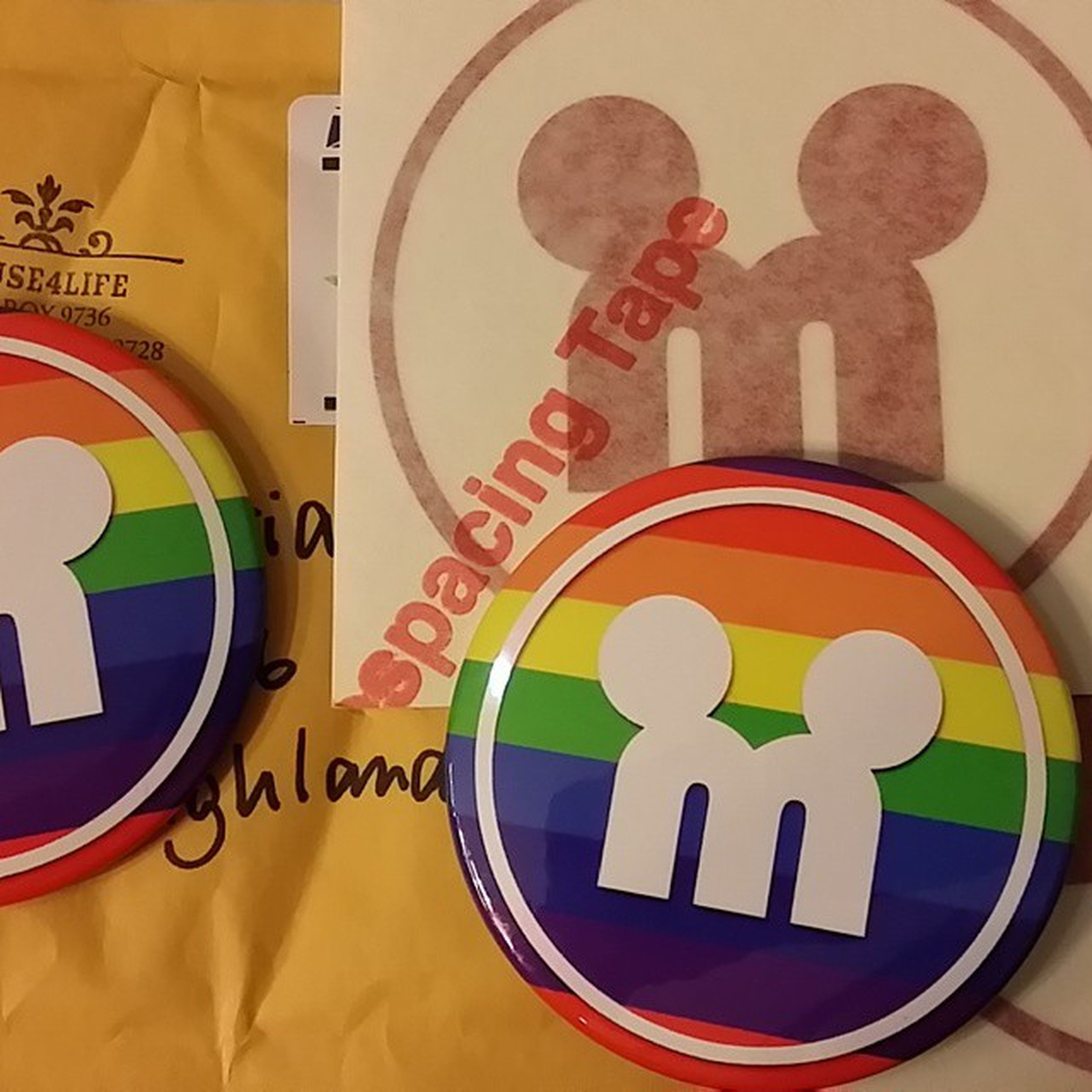 YESSSSSSSS my M4L stuff came in today!!!