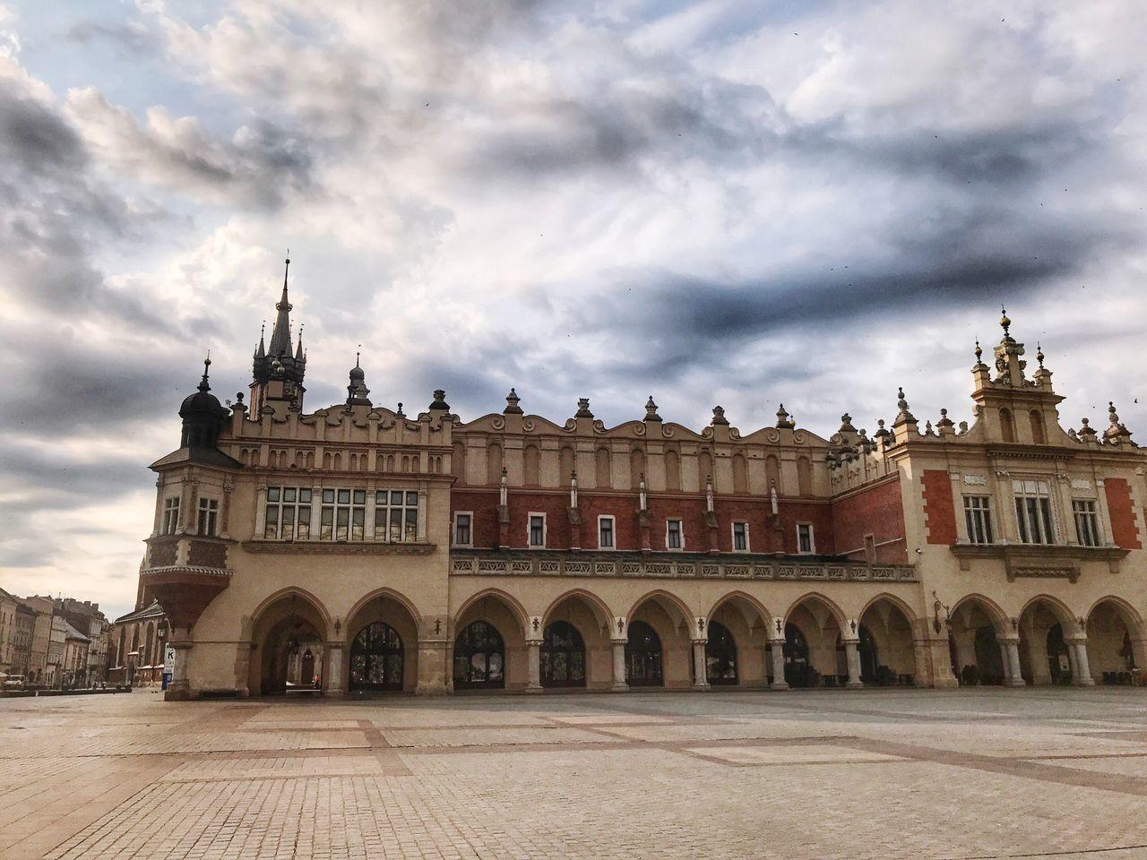 Krakow Old Town Rynek Główny Stare Miasto Main Square Krakow Krakow,Poland Poland