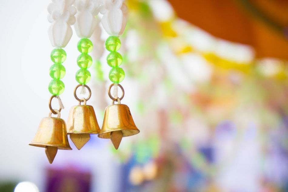 bell outdoor accessories Accessories Bell Close-up Day Focus On Foreground Hanging Holiday - Event Luck No People Outdoors