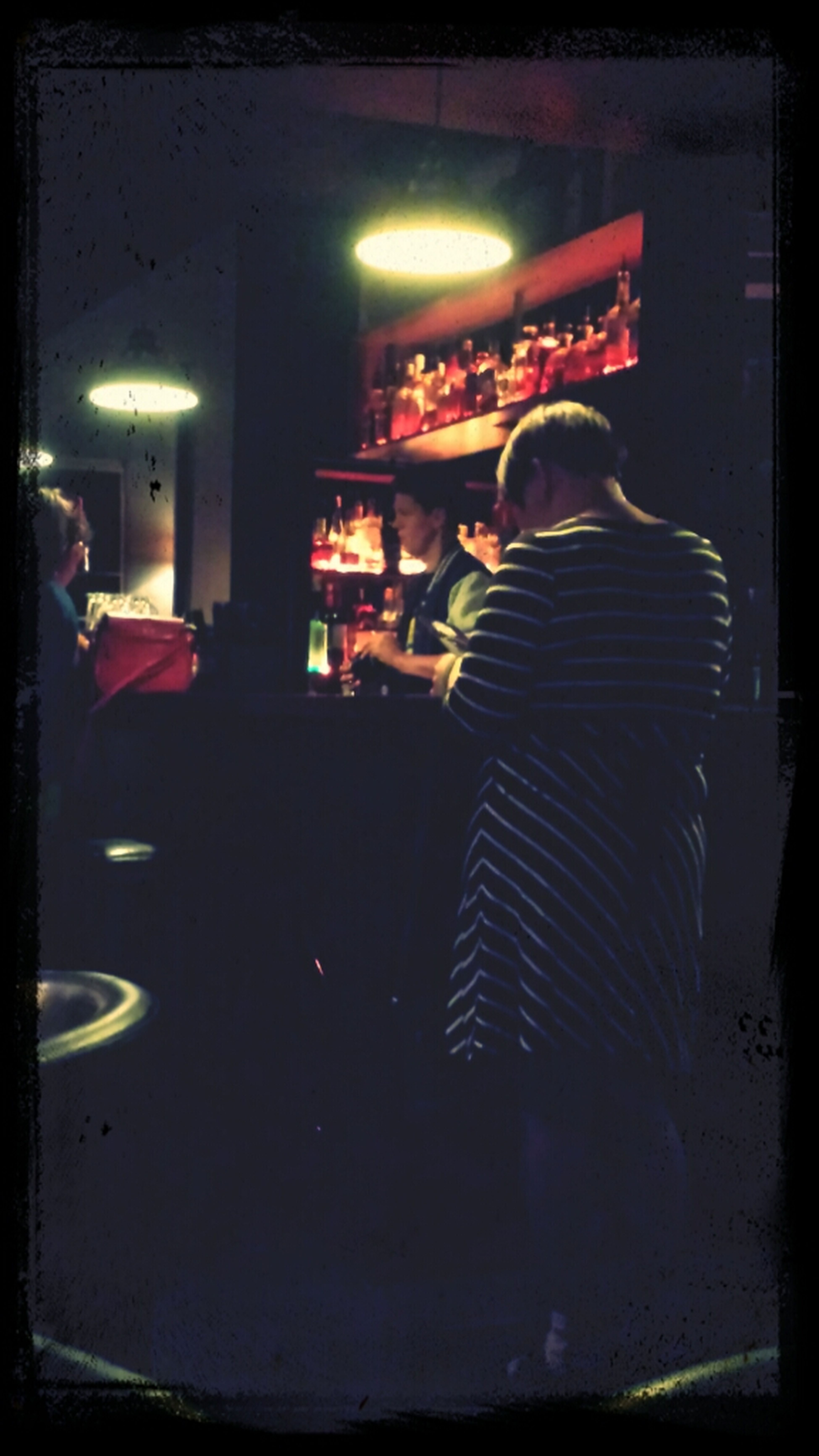 taking jackies cocktails
