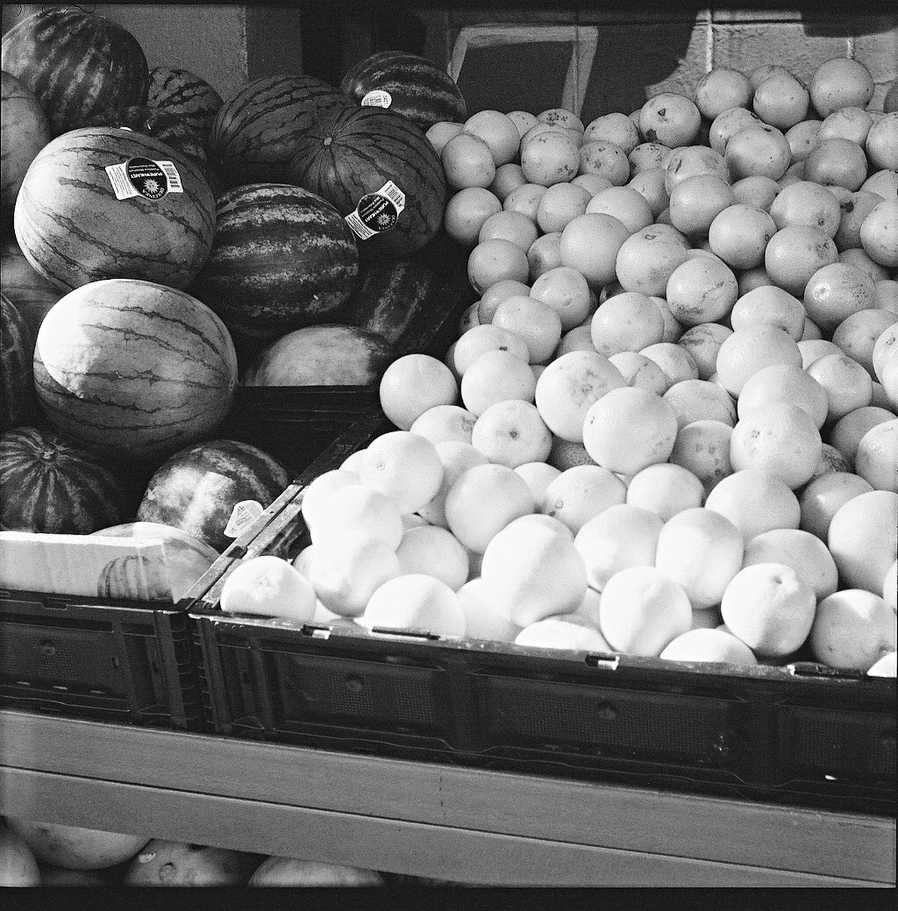 Food Vegetable Market Market Stall Variation Belair Panorama Large Group Of Objects For Sale Koduckgirl Blk N Wht 6x6 Square Squash - Vegetable Film