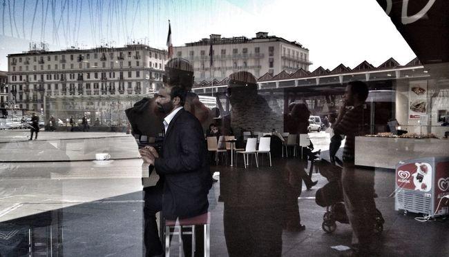 MeetTheMinimals™ at Stazione Napoli Centrale MeetTheMinimals™