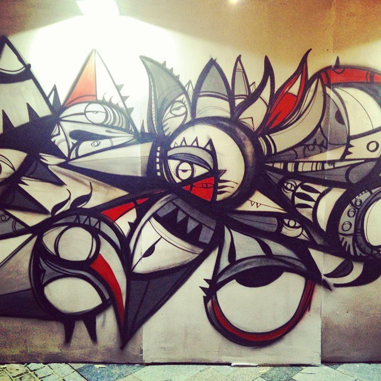 Cryptic! Graffiti Streetnightsjbr