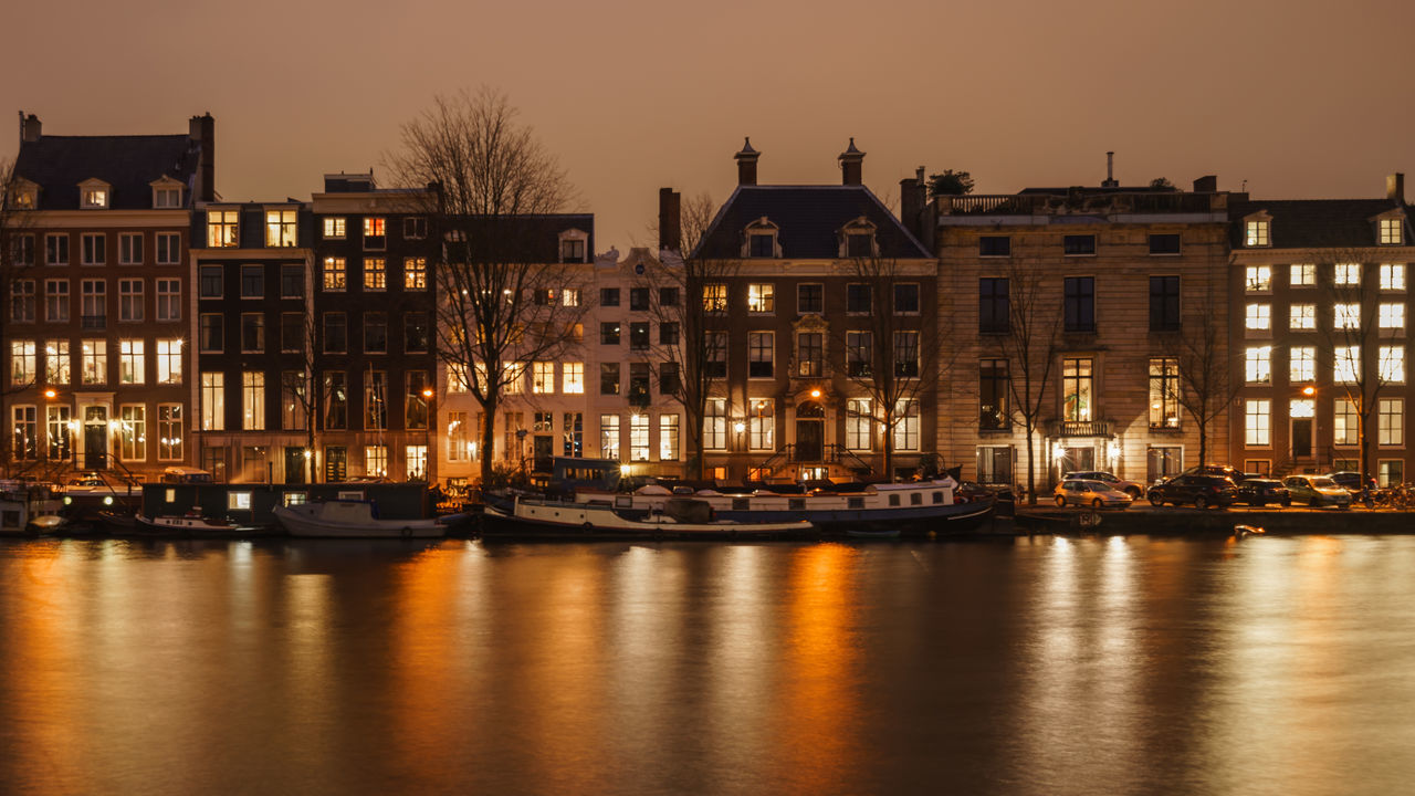Beautiful stock photos of amsterdam, Amsterdam, Architecture, Building, Building Exterior