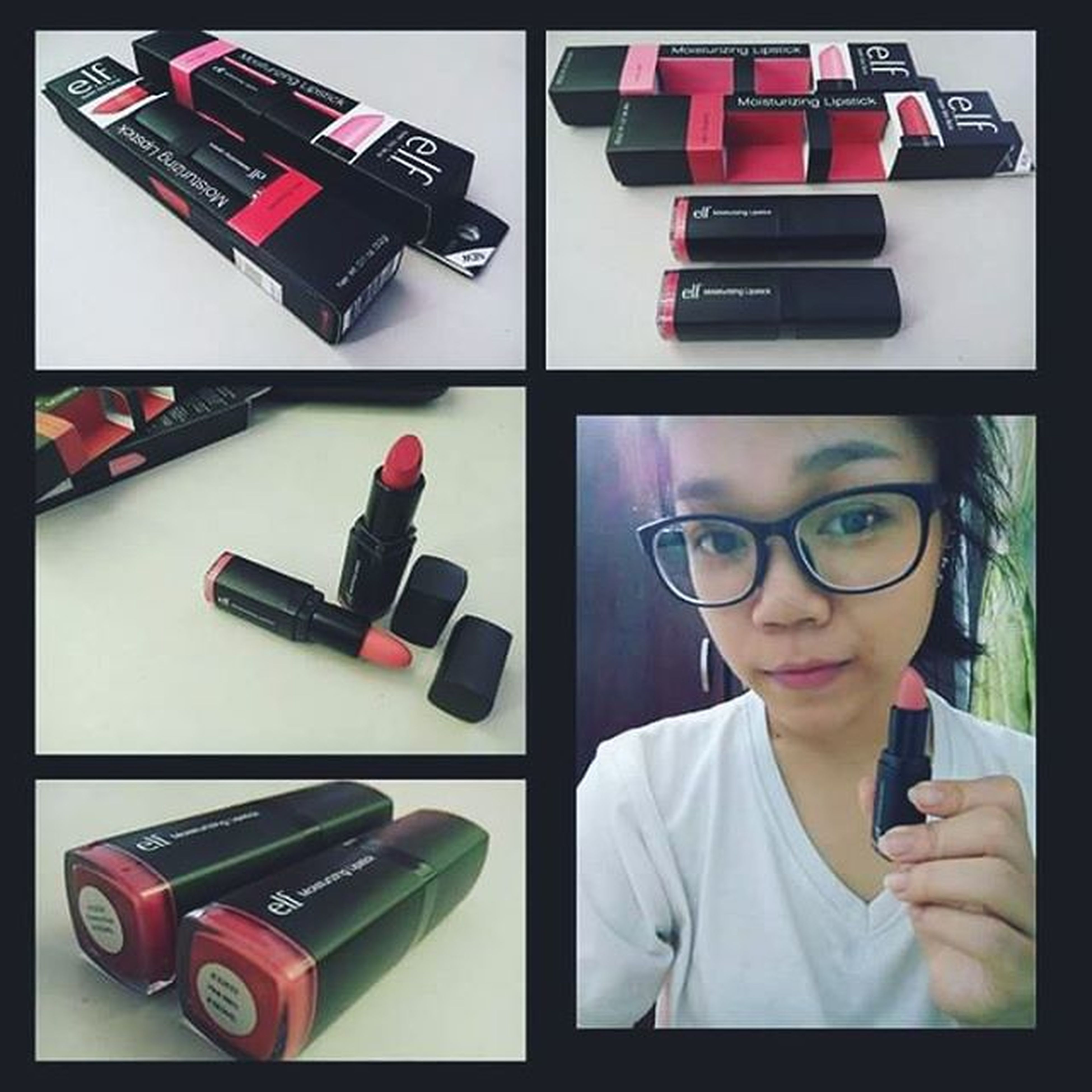 Elf Eyeslipsface Moisturizinglipstick Unexpensive Love these colors so much :3 so pretty <3