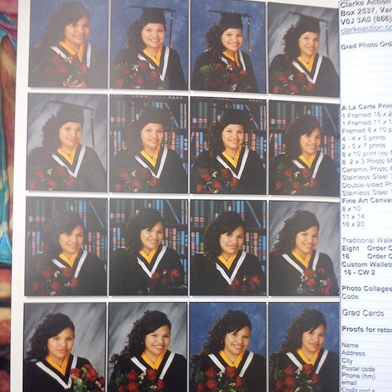 Photo proofs Grad2014 Grad Pictures Gradphotos curlyhair pretty