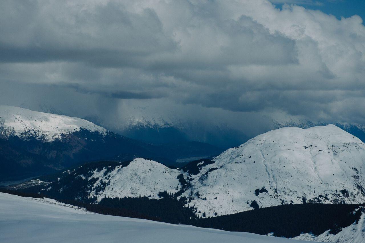 CHILKAT MOUNTAINS Alaska
