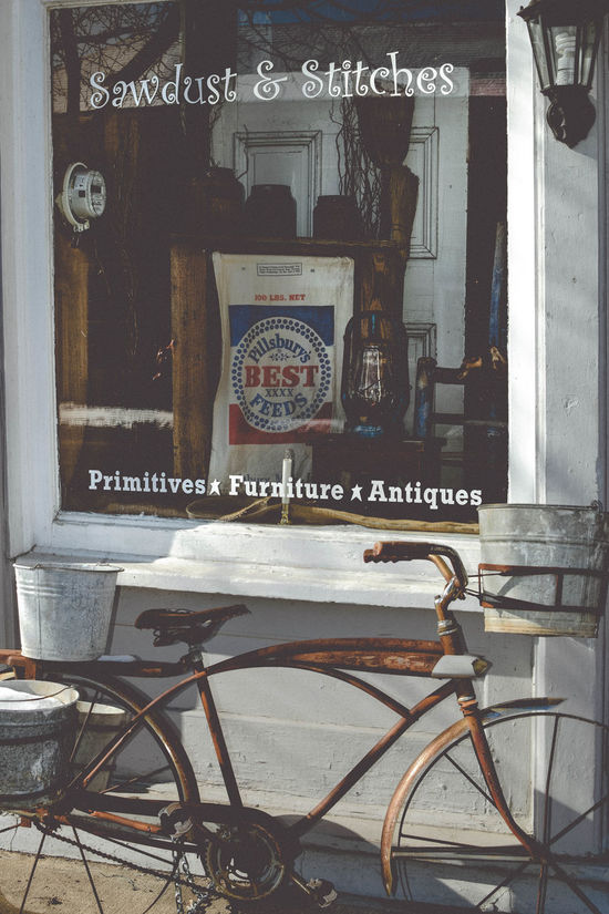 Historical Downtown in Waynesville, Oh Antique Bike Antique Shop Antique Shop Window Antiques Historical Building Historical District Ohio Ohio, USA Old Bicycle Old Bike Rusty Bike Shop Taking Photos USA Photos Waynesville, OH Vintage Bike Vintage Shop Window Store Sign Store Front Store Window