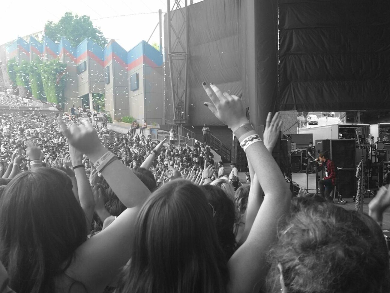 Warped Tour  Concert Amazing People :)