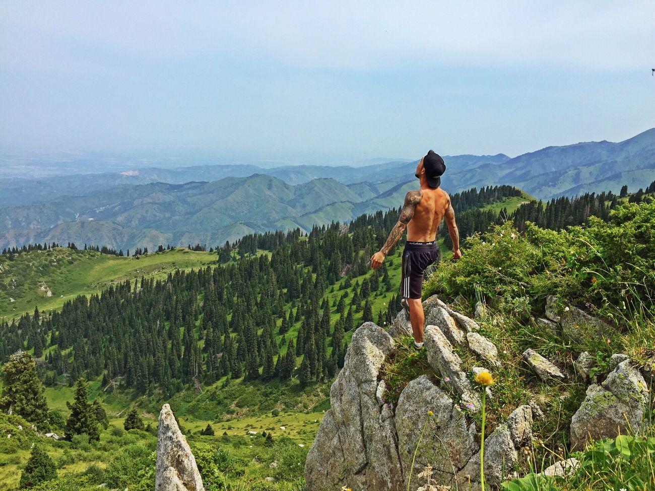 Trek Trekking Kazakhstan Godday Nature Goodlife