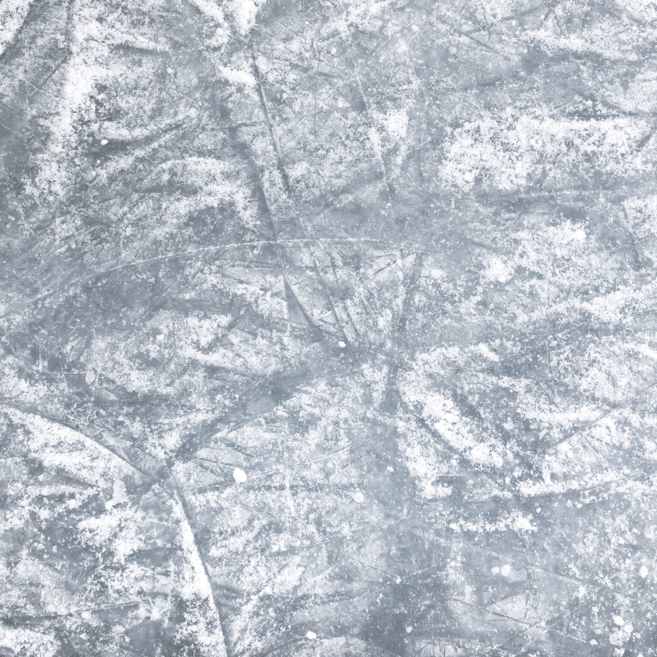 Ice background with marks from skating and hockey Abstract Arena Backgrounds Christmas Cold Empty Frosty Frozen Hockey Ice Lake Leisure Activity Recreational Pursuit Rink Season  Skate Skating Snow Sport Surface Textured  Traces Weather White Winter