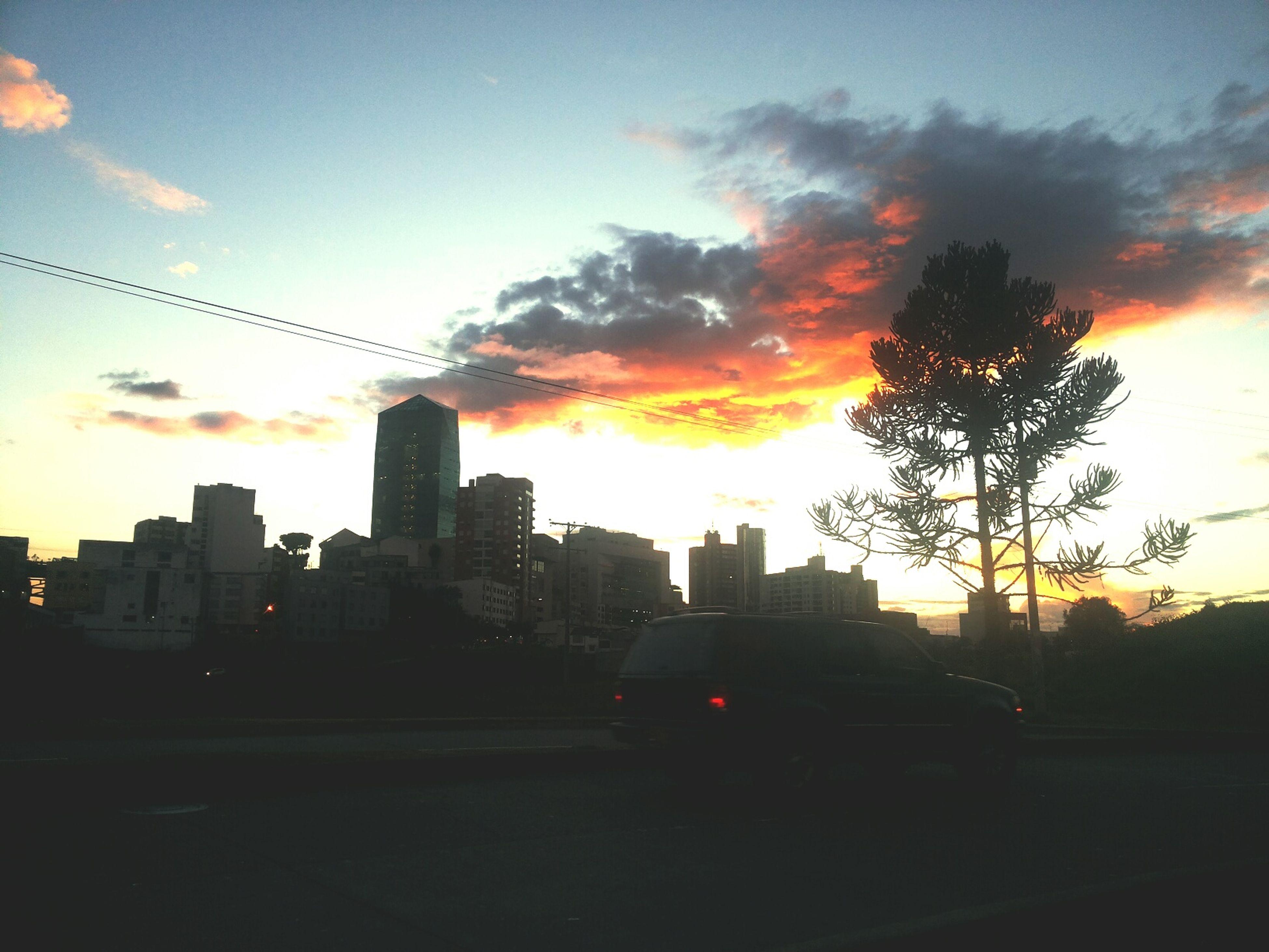 Beautiful sunset ♡ Manizales.