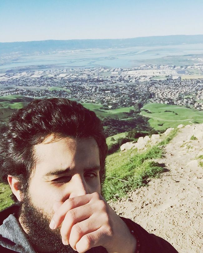 Eyemphotography Fremont Selfie ✌ Missionpeak Hiking View From Above Perspective SORE