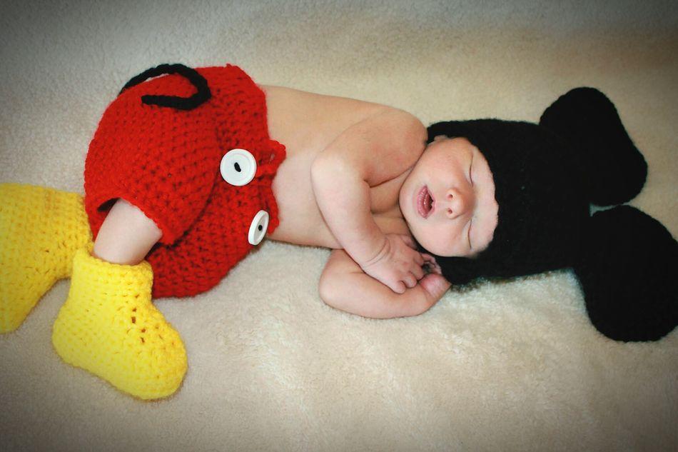 Babyboy Cute Baby Babies Babies Of Eyeem Mickey Mouse Cute Babies So Cute Baby Cutebaby So Adorable