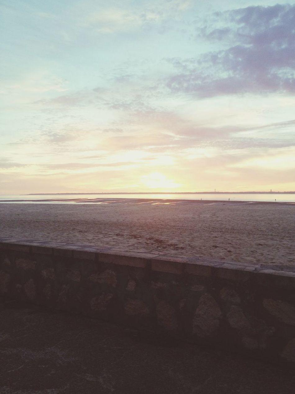 Sunset in Arcachon First Eyeem Photo