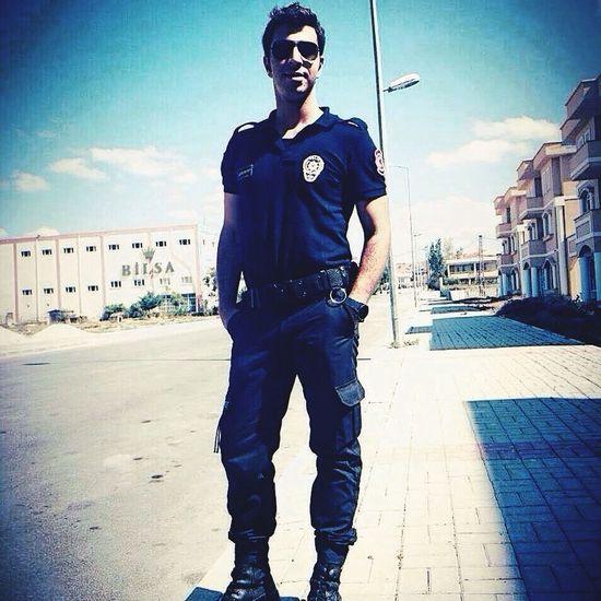 Eskilerden Portrait Police