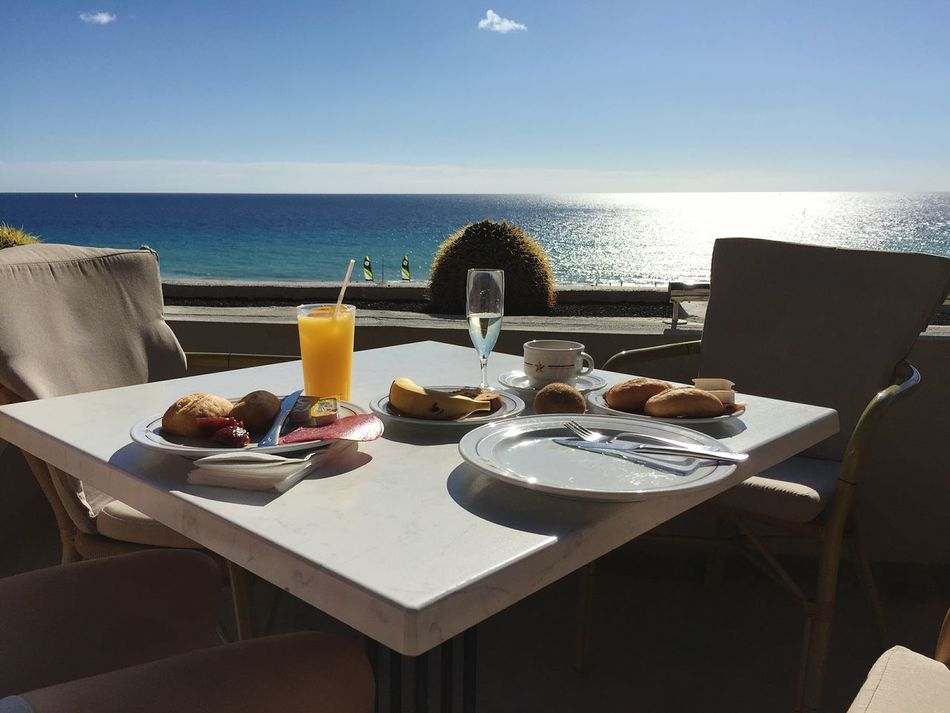 Breakfast at the Beach First Eyeem Photo