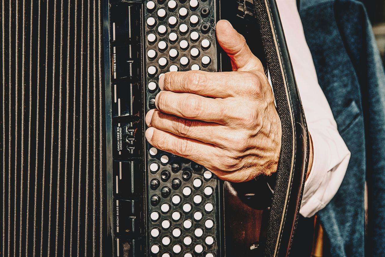 Accordion Playing Instruments Hand Musician Music Open Edit Live Music For The Love Of Music The Week On EyeEm