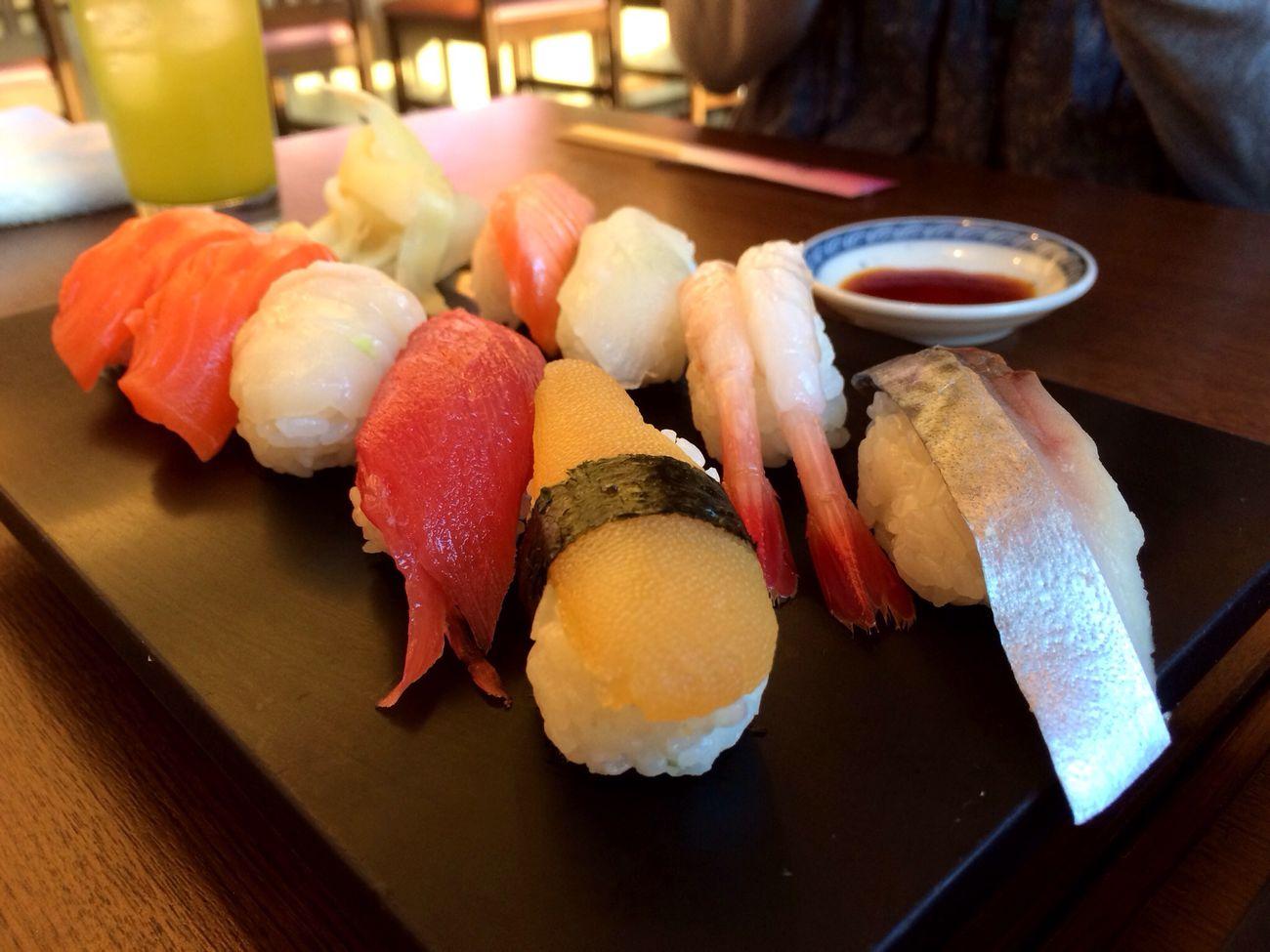 モーニング寿司