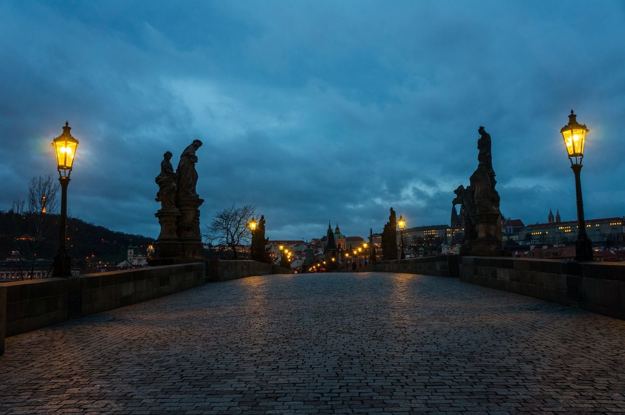 Beautiful stock photos of prague, Architecture, Bridge - Man Made Structure, Built Structure, Capital Cities