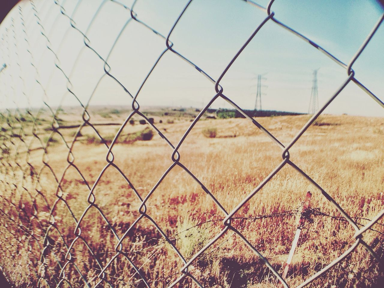 Beautiful stock photos of safety, Auto Post Production Filter, Chainlink Fence, Day, Dry
