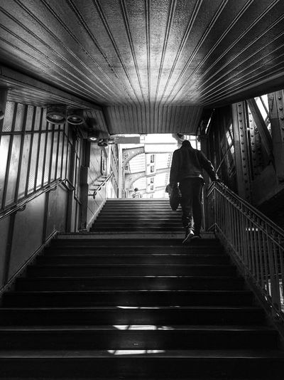 Subway Train Station Eyem Best Shots - Black + White Blackandwhite Bw_collection