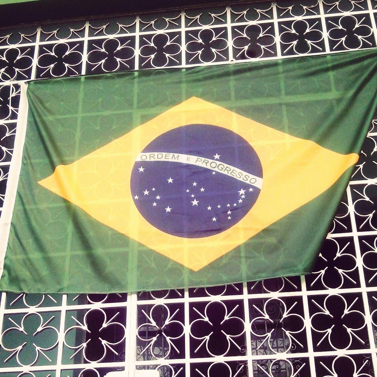 """...dos filhos deste solo és mãe gentil, Pátria amada, Brasil!"" So Proud I Believe No Giving Up Love"