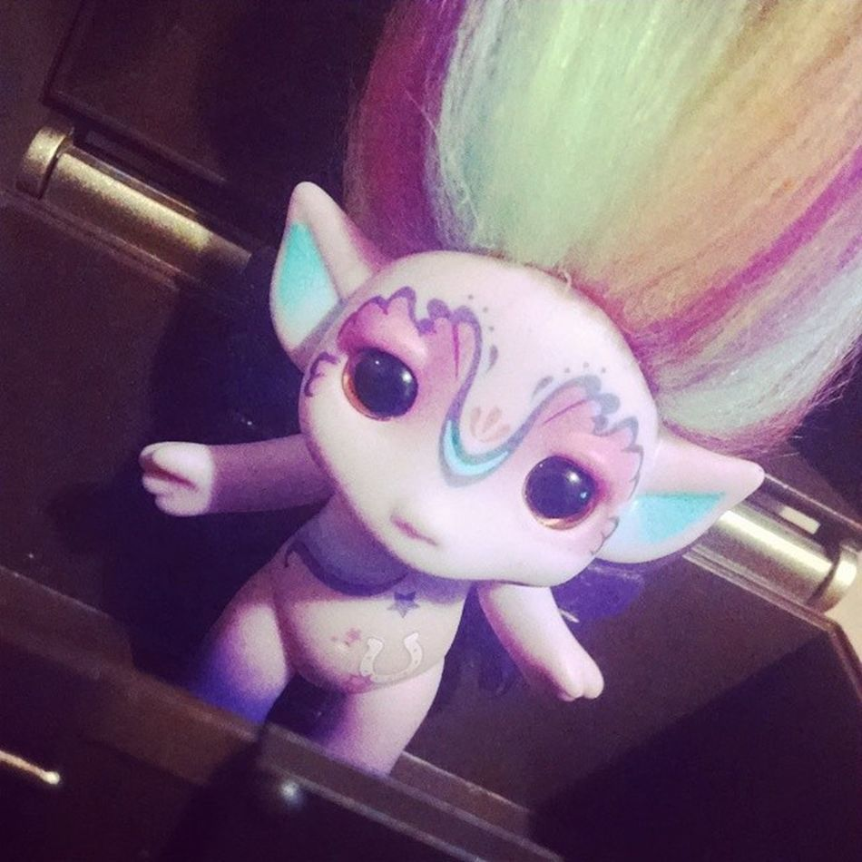 This Little Guy Is Just So Cute ^•^ Can't Stop Taking Pictures Of Him :) So Adorable!!!!! Zelfs LoveYourZelf Cute PegaSue Toys