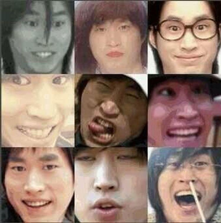 tablo of epik high Yg Family Epik High Tablo Derp Face