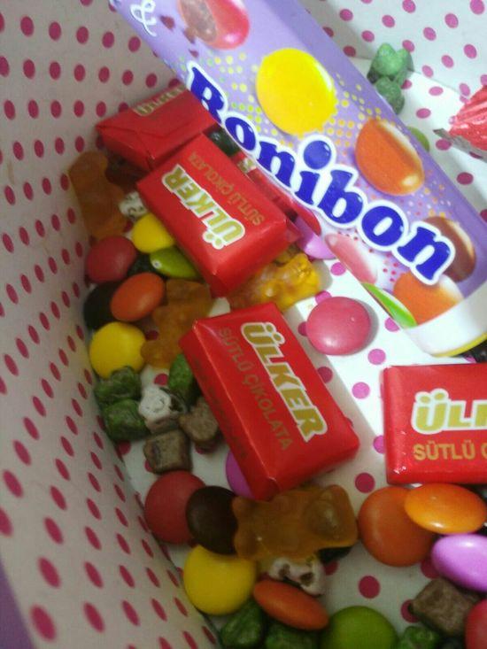 Yummy 😋😋 Bonibon Jelibon çakıltaşı Yummy Yummy♡ Chocolate çikolata