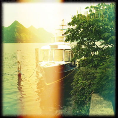 Going on a boat ride at Buochs SGV by Adirak