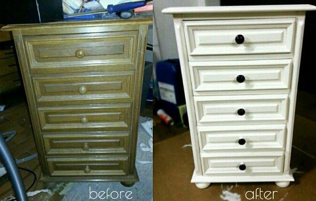 ..das Ergebnis meiner ersten Restauration :) bin zufrieden ;) Furniture Proud Style Old To New Pics By Mr_badabing Möbel Restauration Wood
