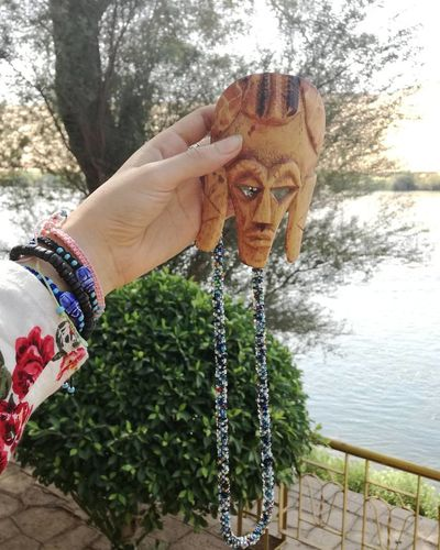 #Aswan #egypt #love #happy #funny #Egyptian Beauty In Nature Childhood Close-up Day Freshness Holding Human Body Part Human Hand Leisure Activity Lifestyles Motion Nature One Person Outdoors People Real People Tree Water