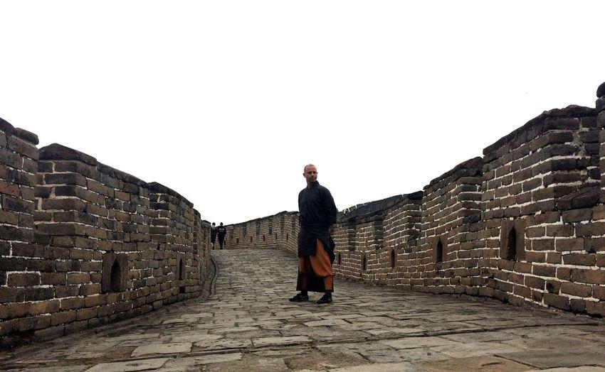Miles Away Great Wall Of China China