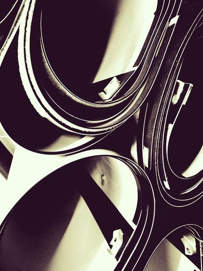 Close-up Low Angle View Shapes Rolled Up Geometric Tubes Rolled Paper HuaweiP9Photography Huaweiphotography Huawei P9 Leica HuaweiP9