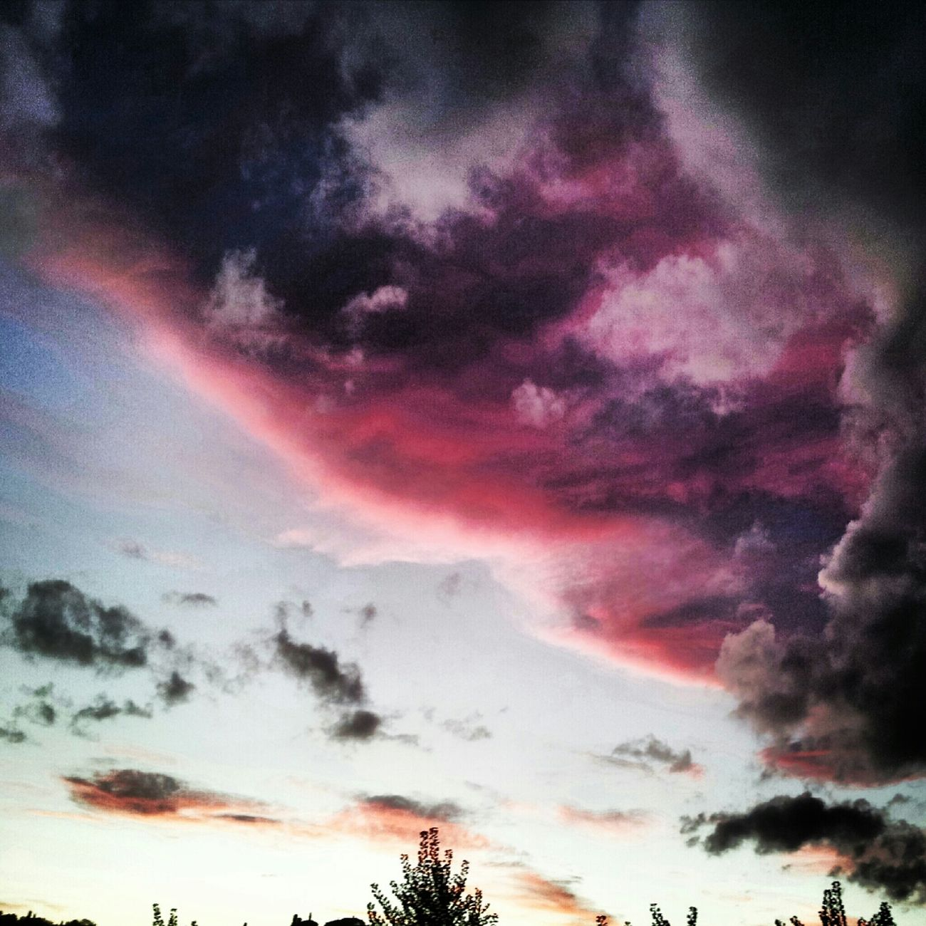 Pinky Clouds :3