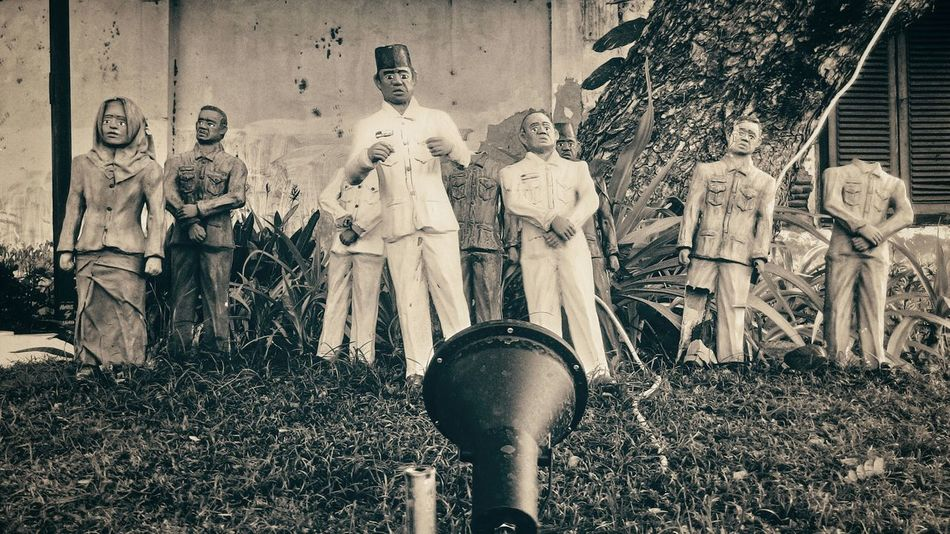 Soekarno-Hatta. The Proklamator of my Country Indonesia. Getting Inspired Taking Photos A Piece Of History Pieceofart