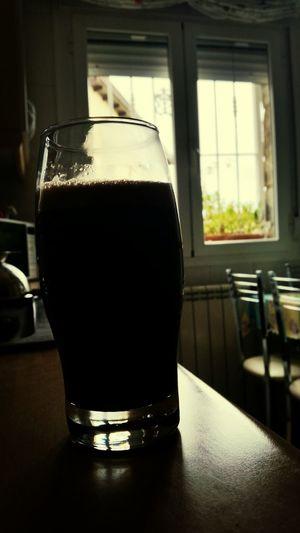 Café desde la ventana (HDR) Cofee Time Window
