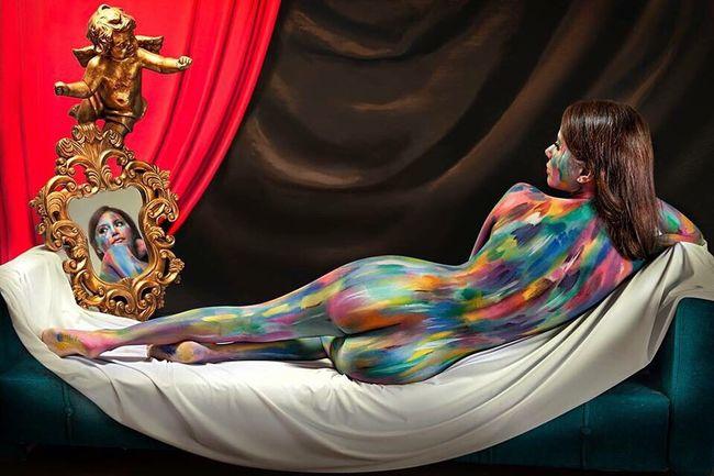 Venus en el espejo,cuadro de Diego Velázquez Modelo:Irene Delgado Lines And Shapes Shooting ArtWork Ispirations Bodylanguage Venci Photography Irenedelgado