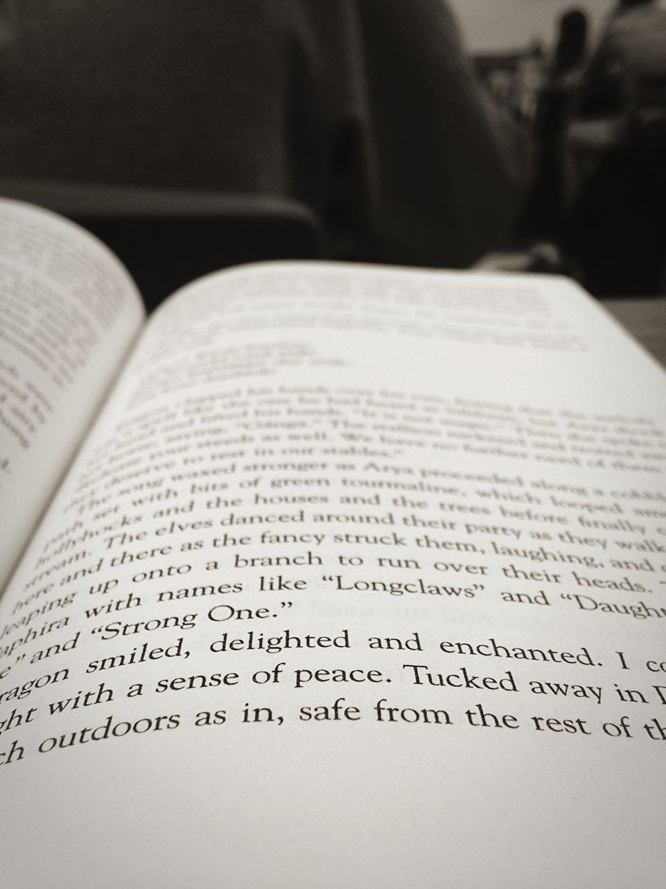 Class is boring. Books are entertaining. Reading Class Physics Blackandwhite Daydreaming Photo Photography