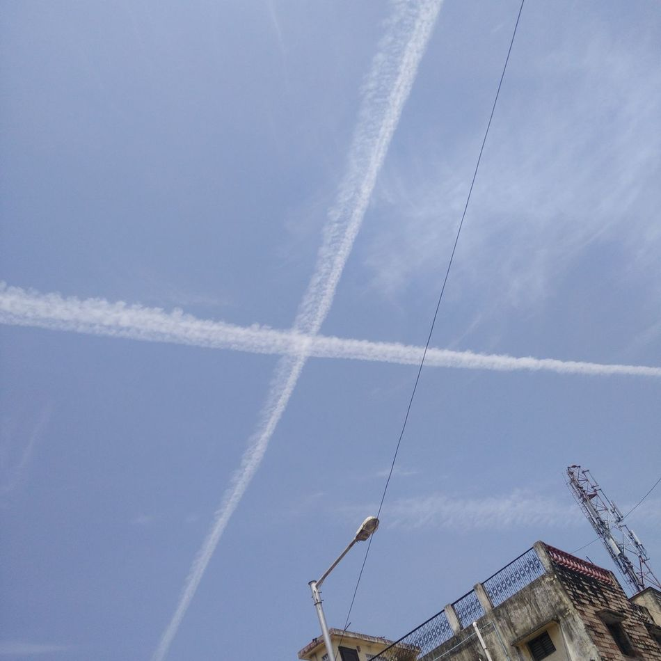 Looking for a pie in the sky Sky Grandcross Crossing The Line Crossing The Sky