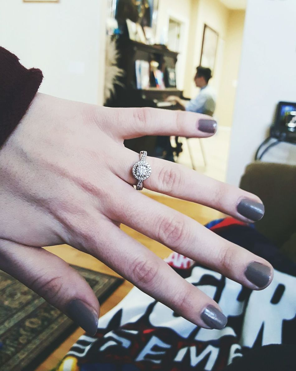 Getting another Sister in Law in 76 days!! Human Hand People Family Diamonds Engaged Love Foreverlove