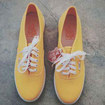Vans Shoes Orange New