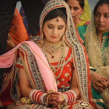We_punjabi Marriedpunjabis Gagans_photography The Perfect Bride