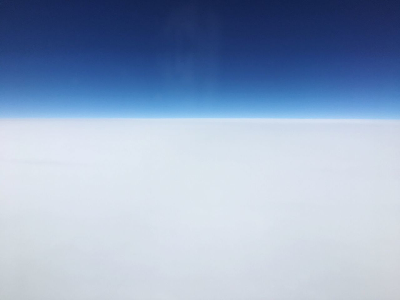 Copy Space Blue Nature No People Tranquil Scene Day Sky Tranquility Clear Sky Beauty In Nature Outdoors Backgrounds Scenics Close-up Airplaneview