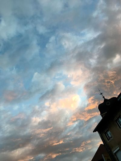beautiful sky😍 Hello World Taking Photos Beautiful Day Mypointofview Simple Beauty Admiration Simple Photography Beautiful Sunset Beautiful Sky