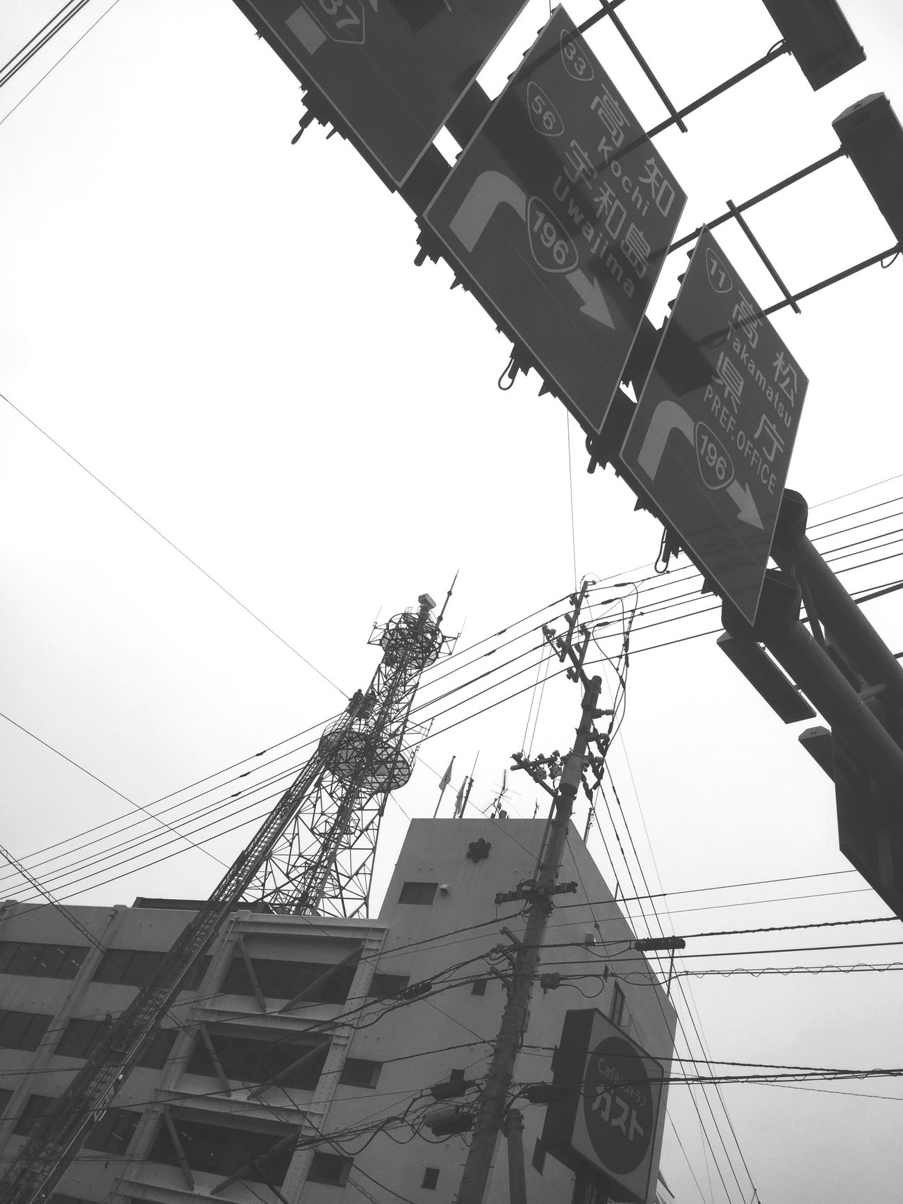 Low Angle View Cable Power Line  Power Supply Transportation Electricity  Sky Connection Building Exterior Technology Outdoors No People Day City Architecture Overhead Cable Car